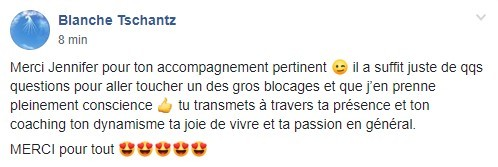 commentaire Blanche