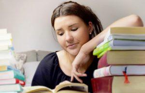 lecture, épuisement