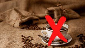 pas de café le soir pour bien dormir
